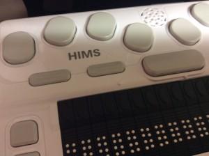 U2Mini Braille Notetaker